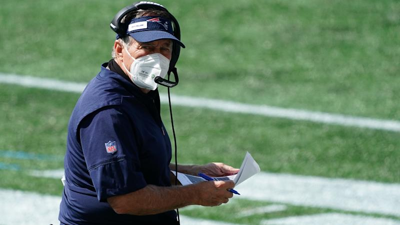 How Patriots are dealing with COVID-19 as Titans-Steelers is pushed back