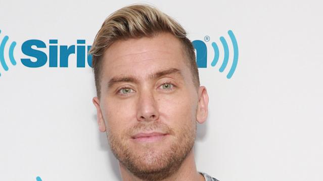 Though Lance Bass wanted to help out the victims of Sunday's mass shooting in Las Vegas by donating blood, he faced a frustrating reality.