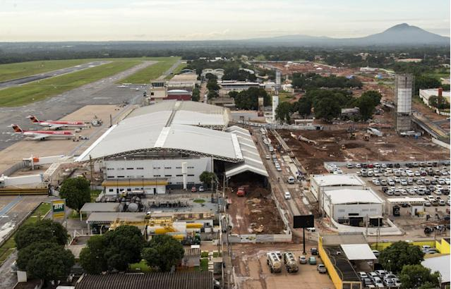 Cuiaba brings WCup matches to Brazil's heartland