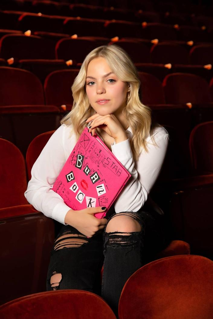 """Charlotte's Reneé Rapp, who starred as Regina George in Broadway's """"Mean Girls"""" is on the advisory board for the Theatre Gap Initiative."""