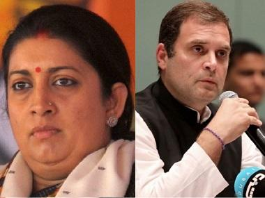 Smriti Irani's relentless pursuit of Amethi may finally pay off, unseat Rahul Gandhi from Congress bastion