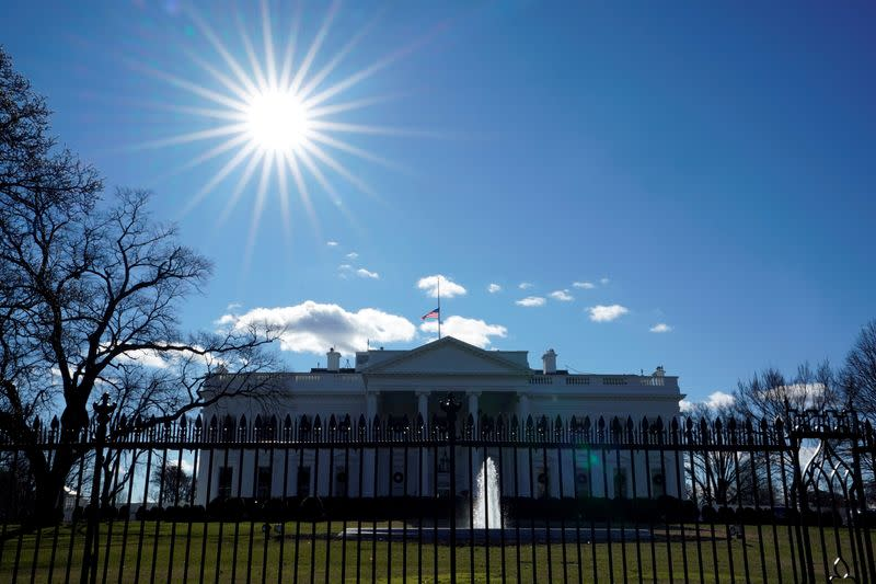 Suspect arrested in connection with ricin letter addressed to White House