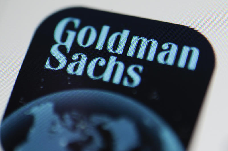 Goldman Sachs fined £34m over reporting failures