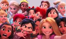 <p>One of the key selling points for this film has been Vanellope interacting with the Disney Princesses and they do not disappoint though they aren't the only characters to make an appearance. In the Oh My Disney section of the internet you could see characters from all across the Disney universe including Stormtroopers and even the late Stan Lee. </p>