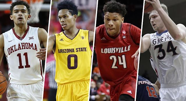 Oklahoma, Arizona State, Louisville and Saint Mary's will be among the bubble teams sweating out Selection Sunday.