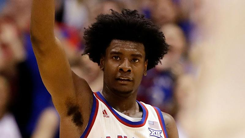 Kansas' Josh Jackson said he would 'beat' woman, per court documents