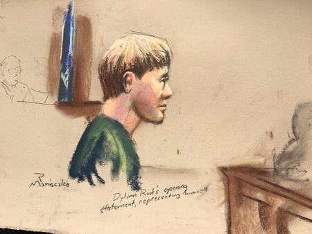 Dylann Roof Doesn't Testify in Death Penalty Trial