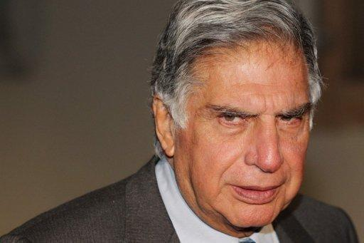 India's Ratan Tata denies attack on government