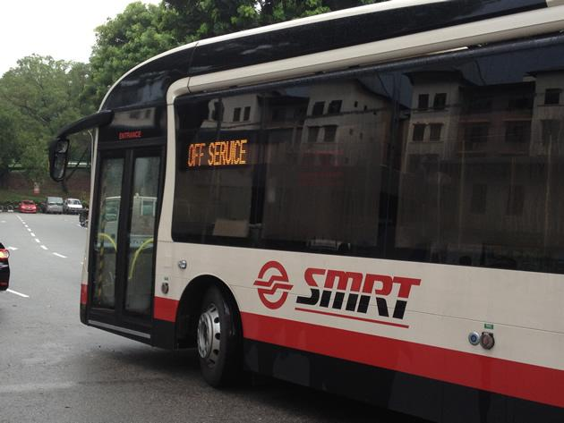 SMRT bus drivers speak up on China co-workers' pay