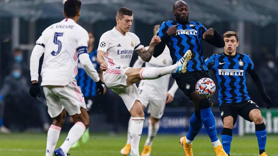 Inter - Real 0-2 | Eurasia Sport Images/Getty Images