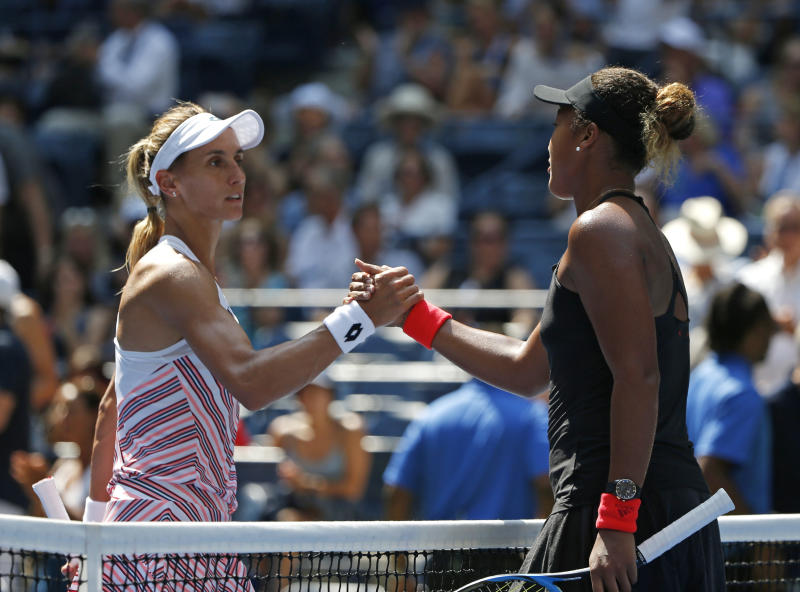 US Open's ultimate underdog couldn't pull of another miracle