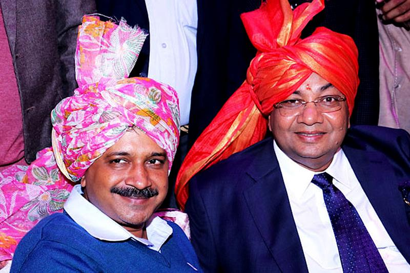 AAP Under Fire Over 'Moneybags' Rajya Sabha Pick, But Punjabi Bagh Club is Already Partying