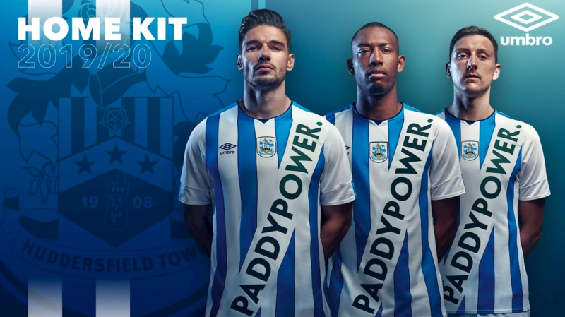 Mooy's Huddersfield cause stir with new kit sponsor design