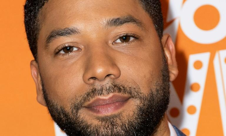 US actor Jussie Smollett is accused of lying about being the victim of a racist and homophobic attack