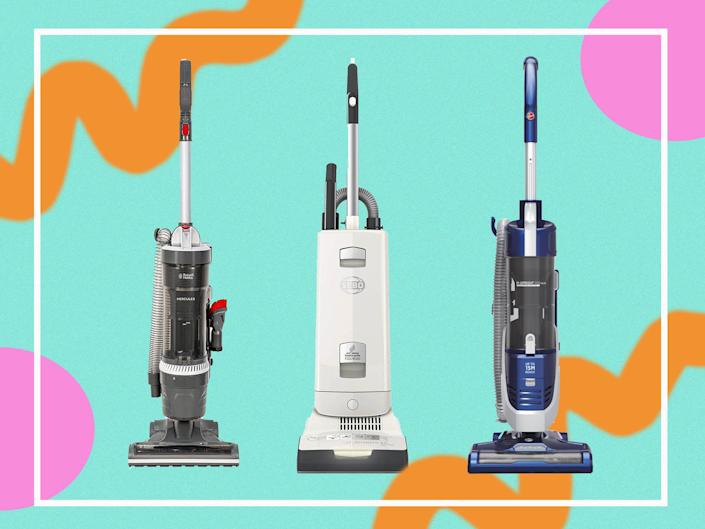 Look for attachments that suit your housekeeping needs, whether that's crevice tools for tight spaces or pet hair removers (The Independent)