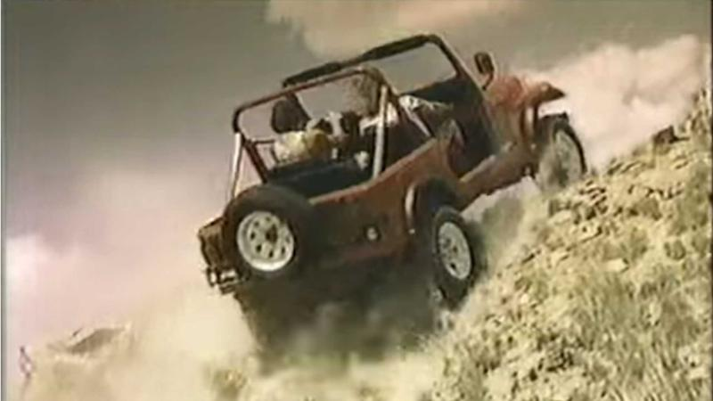 This Old Jeep CJ-7 Commercial Is Epic