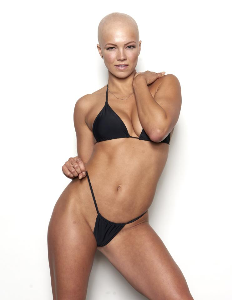 """<strong>AGE</strong>: 25  <strong>HOMETOWN:</strong> West Chester, Pennsylvania but I live in Los Angeles now.  <strong>OCCUPATION:</strong> I am a professional dancer, fitness instructor, dance teacher, model, and public speaker.  <strong>NUMBER OF BIKINIS OWNDED:</strong> I own a bikini in every single color under the sun.  <strong>WHAT WOULD YOU TELL YOUR 13-YEAR-OLD SELF: </strong>Always listen to your gut. You can be whoever the hell you want to be. Never give up on what you want out of your life. You will always be okay, no matter what. Remember to take a moment everyday, to be grateful for all that you do have. Especially the little things. Your energy and personality shine way brighter than your exterior looks ever will. Stay true to who you are at your core, dream hella big, go out there and make a change in the world!  <strong>WHAT INSPIRED YOU TO ATTEND THE MODEL SEARCH IN MIAMI:</strong>I was inspired to attend the Model Search in Miami when I finally had enough strength and confidence in myself as a bald woman. In 2018, my friend attended the open call, and I remember thinking to myself, """"Wow I can't do that until my hair grows all the way back in. No way would I ever be picked with these patches let alone ever feel brave enough to put myself out there,"""" (this was when my hair was growing in but very unevenly). Then it had all fallen out again in April 2019, and I told myself, okay I can either continue to drown in this pain and let it dictate my life, or I can take the power back and own this look. When I saw interviews of MJ Day speaking about there being NO rules and then saw Winnie Harlow, Hunter McGrady and Halima Aden all over <em>SI Swimsuit</em>, I knew this was my moment to be a voice for all the women and young girls who cry every day because they just want to feel normal again.  <strong>FIRST <em>SI SWIMSUIT</em> MEMORY:</strong>My first <em>SI Swimsuit</em> memory was definitely on Thanksgiving Day probably when I was about 10 years old. We """