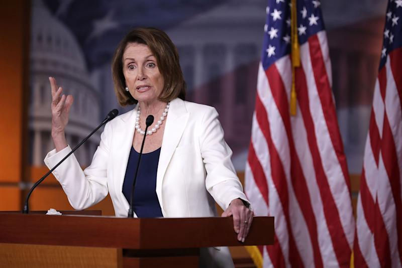 Nancy Pelosi Says Democrats' Focus on Abortion Access Is Hurting the Party