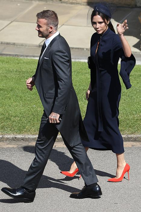 david victoria beckham meghan harry wedding z