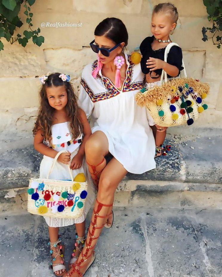 The 47-year-old has two grandchildren (Photo: Instagram/realfashionist)