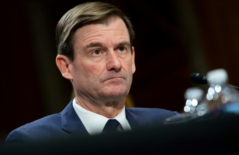 David Hale, the number-three State Department official, has rejected a conspiracy theory that Ukraine intervened in the 2016 US election