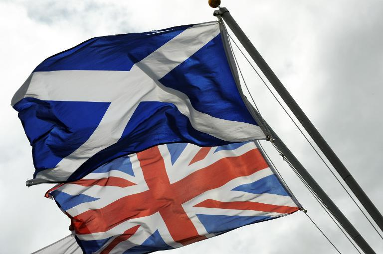 The ICM poll in The Guardian newspaper put the SNP, which wants Scotland to leave the UK, on 43 percent, which, if reflected at the ballot box, could leave the left-wing party as kingmakers in the London parliament
