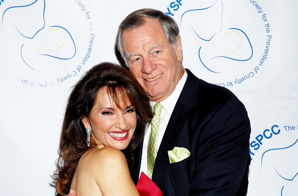 The two have been married for nearly five decades. (Photo: Getty Images)