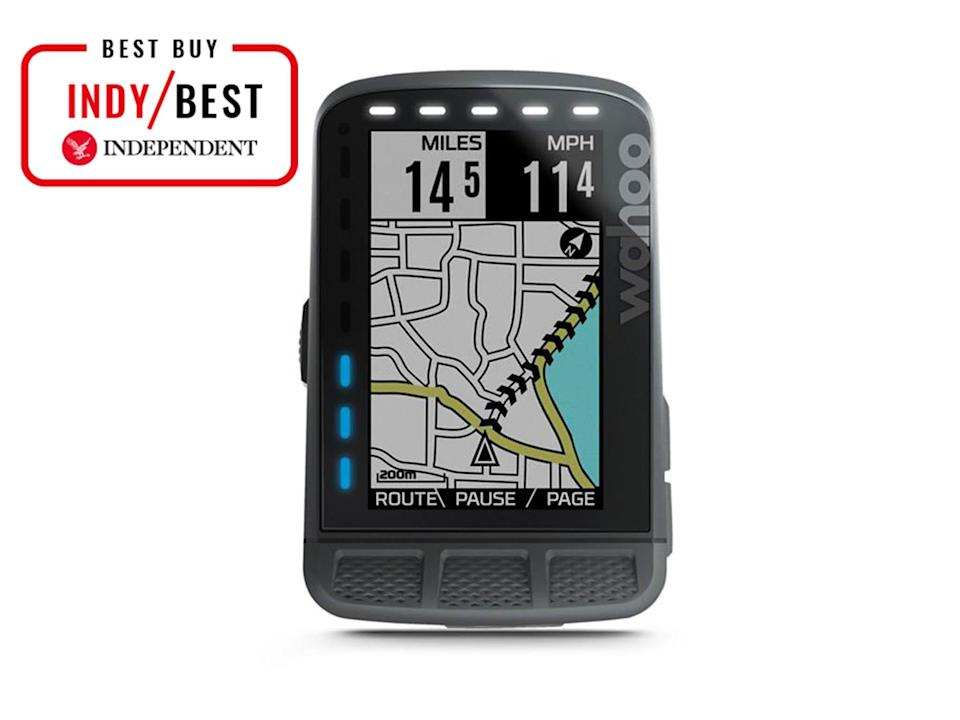 This GPS bike computer won't distract you from the road ahead