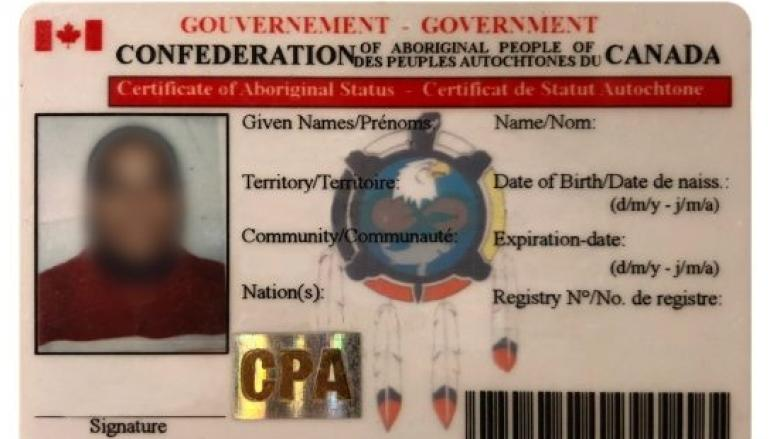 Federal probe into use of fake Indian status cards for tax breaks due at end of month