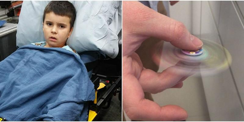 Two Moms Share Terrifying Stories About the Dangers of Fidget Spinners