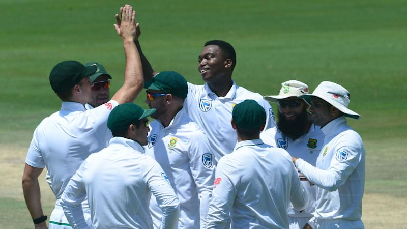 Uncapped Hamza named in Proteas Test squad