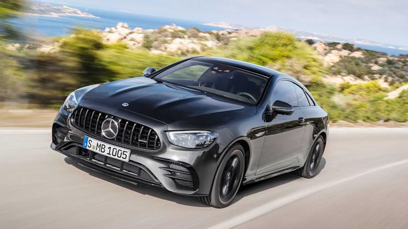 Mercedes-AMG E 53 Coupe (2020)