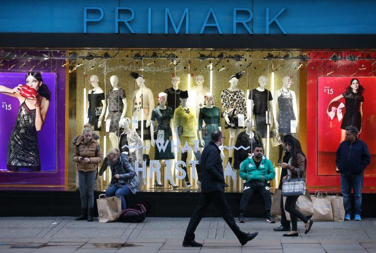 Primark has recalled three types of men's flip flops amid a cancer scare (Peter Macdiarmid/Getty Images)