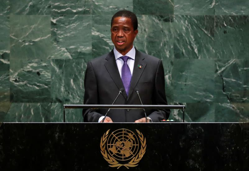 U.S. recalls its ambassador to Zambia after gay rights row - sources