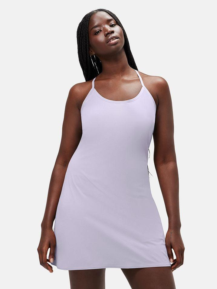<p>We'd wear this <span>Outdoor Voices The Exercise Dress</span> ($100) pretty much anywhere</p>