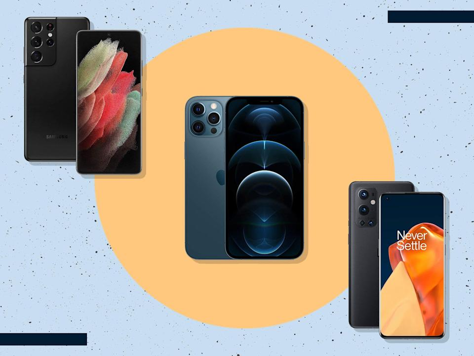 We've assessed ease of use, quality of elements like the cameras and speaker, and, of course, battery life (iStock/The Independent)