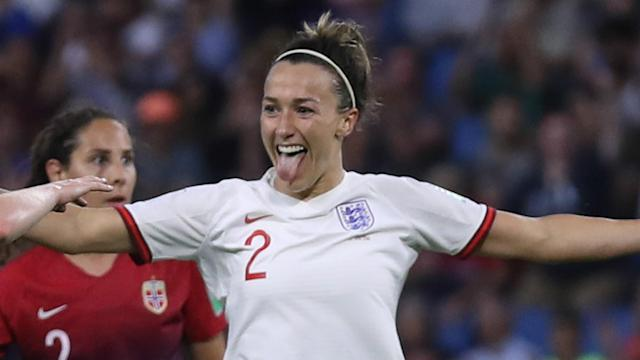 The England full-back was key in Phil Neville's team reaching the Women's World Cup semi-finals after a stunning display against Norway