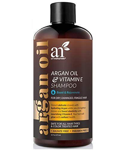 """<p><strong>Artnaturals</strong></p><p>amazon.com</p><p><strong>$29.99</strong></p><p><a href=""""https://www.amazon.com/dp/B01GP6MGD6?tag=syn-yahoo-20&ascsubtag=%5Bartid%7C2164.g.32690409%5Bsrc%7Cyahoo-us"""" rel=""""nofollow noopener"""" target=""""_blank"""" data-ylk=""""slk:Shop Now"""" class=""""link rapid-noclick-resp"""">Shop Now</a></p><p>If you're experiencing extreme breakage that's thinning your hair out, maybe caused by <a href=""""https://www.thepioneerwoman.com/beauty/hair/g34919086/best-heat-protectant-for-hair/"""" rel=""""nofollow noopener"""" target=""""_blank"""" data-ylk=""""slk:heat treatments"""" class=""""link rapid-noclick-resp"""">heat treatments</a> or harsh coloring, try this ultra-rejuvenating shampoo. It's made with ingredients like argan oil, aloe vera and vitamin E that are known to nourish hair strands. </p>"""