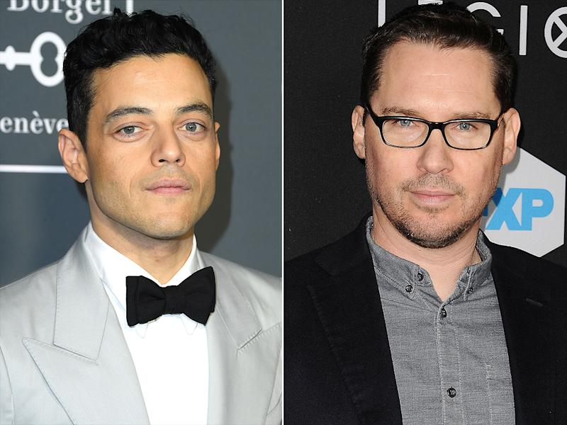 Rami Malek discussed the allegations against director Bryan Singer at the Santa Barbara International Film Festival on Friday