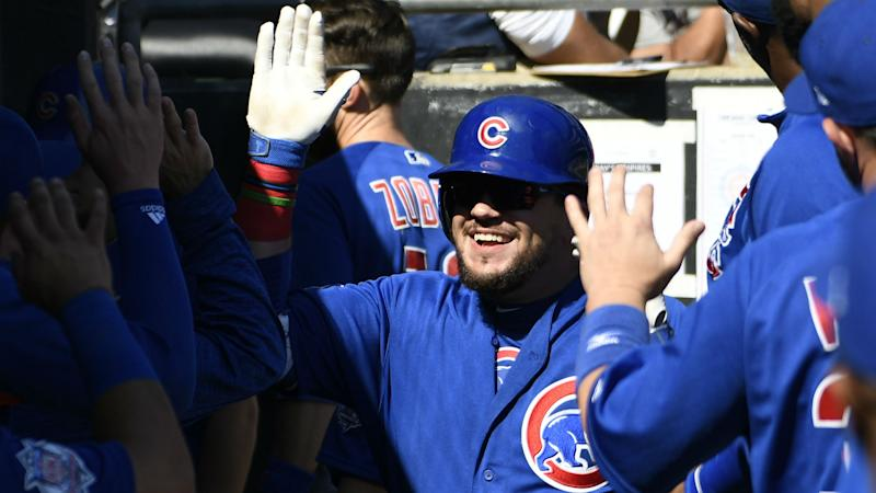Cubs move closer to clinching NL Central