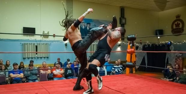 Steve Epple/New Breed Wrestling