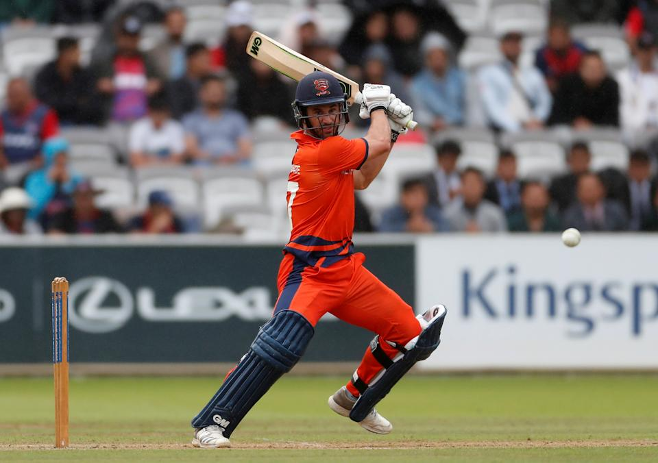 Ten Doeschate will be hoping for more heroics at the T20 World Cup.