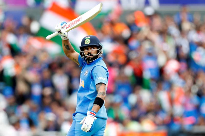 Virat Kohli Breaks Sachin Tendulkar, Brian Lara Records to Become Fastest to 20,000 International Runs