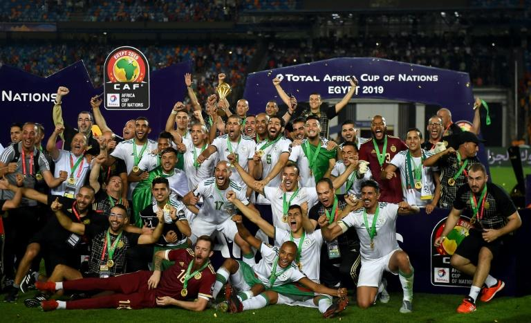 Algeria were deserved winners after beating Senegal twice in this tournament