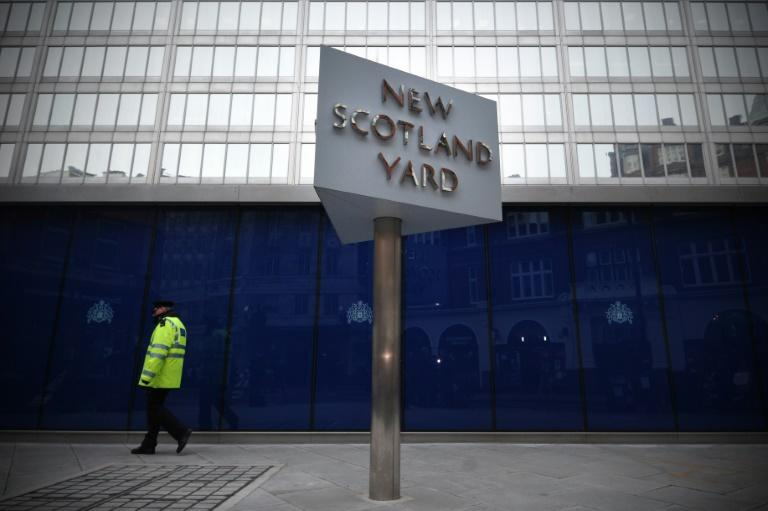 Officials said the internal IT infrastructure of the Metropolitan Police at its New Scotland Yard headquarters was not hacked, just its online news release provider