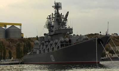 Syria: Russia And US Send Warships To Med