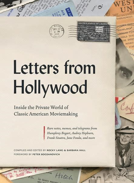 Review: 'Letters from Hollywood' is a movie nerd's dream