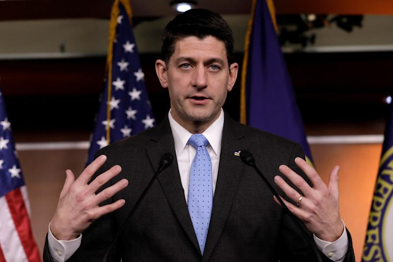 It's a mystery why House Speaker Paul Ryan (R-Wis.) fired the House chaplain.
