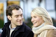 """<p>In this classic rom-com, <a class=""""link rapid-noclick-resp"""" href=""""https://www.popsugar.com/Cameron-Diaz"""" rel=""""nofollow noopener"""" target=""""_blank"""" data-ylk=""""slk:Cameron Diaz"""">Cameron Diaz</a> and <a class=""""link rapid-noclick-resp"""" href=""""https://www.popsugar.com/Kate-Winslet"""" rel=""""nofollow noopener"""" target=""""_blank"""" data-ylk=""""slk:Kate Winslet"""">Kate Winslet</a>'s characters switch homes and countries for the holidays. </p> <p>Watch <a href=""""https://www.netflix.com/title/70045854"""" class=""""link rapid-noclick-resp"""" rel=""""nofollow noopener"""" target=""""_blank"""" data-ylk=""""slk:The Holiday""""><strong>The Holiday</strong></a> on Netflix now.</p>"""