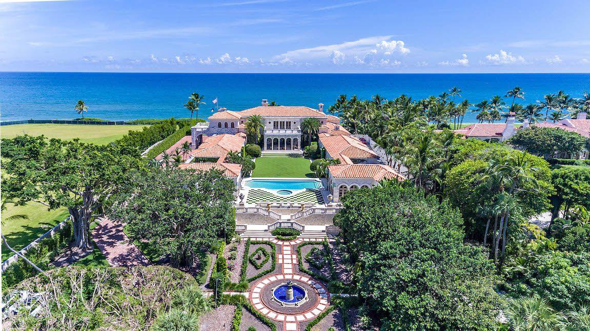 "<p>La Follia, a 37,516-square-foot oceanfront compound in Palm Beach, could be yours. </p><p>Broadway producer Terry Allen Kramer is offering the property for $135 million, and a sale for that price would break Palm Beach's residential real estate record of $95 million. (Russian billionaire Dmitry Rybolovlev <a rel=""nofollow"" href=""https://www.nytimes.com/2016/08/28/business/only-in-palm-beach-the-95-million-tear-down.html"">paid that amount</a> for a property previously owned by President Donald Trump in 2008.)</p><p>Scroll down for a look inside the sprawling estate and around the grounds.   </p>"